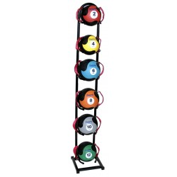 Progression 6 pcs. Medicine Ball Rack
