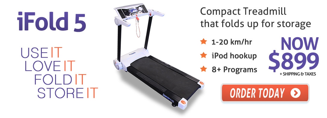 iFold5 Treadmill